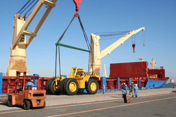 Project-Cargo-Handling